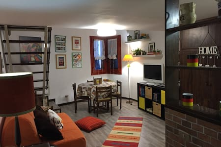 Lovely furnished mini-flat - Wohnung