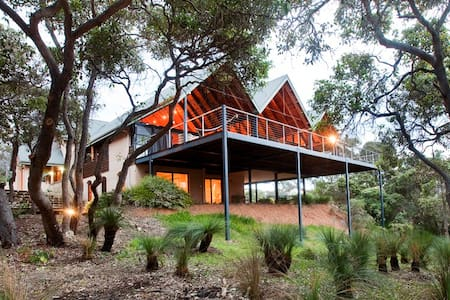 The Tree House, Eagle Bay - Haus