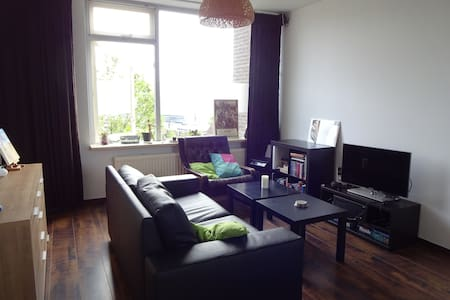 Two room apartment with balcony near city centre. - Apartment