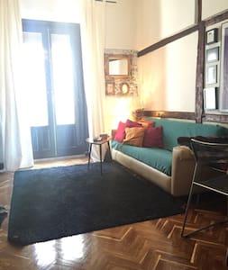 Apartament center of Madrid, Plaza Tirso de Molina - Madrid - Apartment