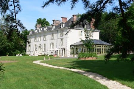 Château Hôtel de La Rozelle *** - Zamek