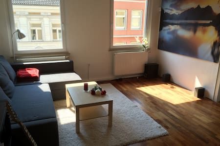Super central and modern equipped Apartment - Lägenhet