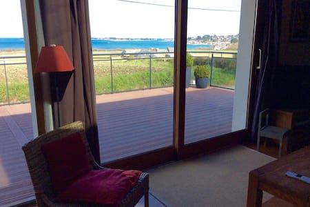 Maison au calme vue sur mer - Ev