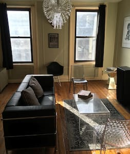 Beautiful room in very cool apartment - Brooklyn - Apartamento