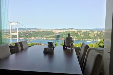 Amazing Bosphorus View Suites 5 - アパート