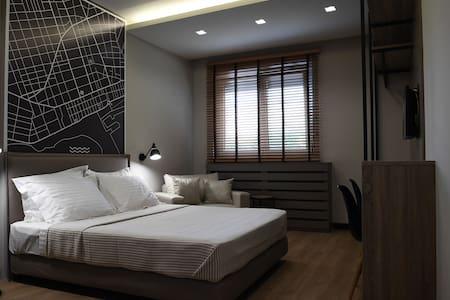 Avenue  Luxury Apartments - Avenue 2 - Nea Chili - Lägenhet