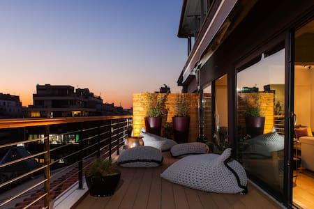 Upper 6 Loft - Thessaloniki - Loft