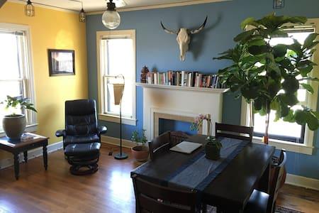 Beaut SoCo 2x1 | 10 mins downtown - Austin - Apartment