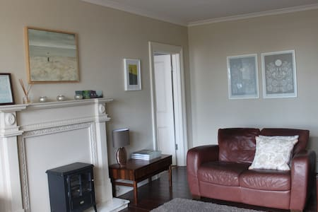 Spacious beautiful apartment in Tynemouth - Tynemouth - Apartamento