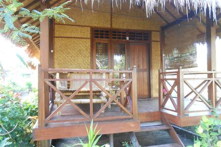 Bintang Beach Bungalows - Standard Room With AC 03 - Bungalow
