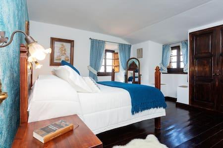 Mas Daurat-Suite desayuno incluido - Fogars de Montclús - Bed & Breakfast