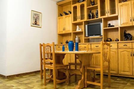 Apartamento en el centro de Frontera - Tigaday - Flat