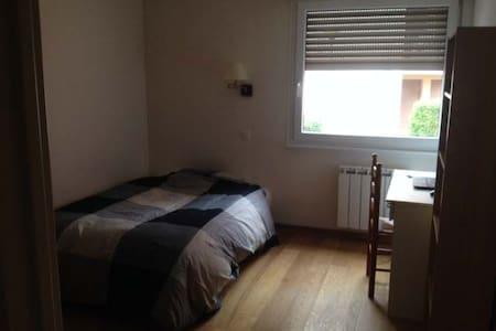 Chambre privée sur Strasbourg-Sud / Ostwald - Ostwald - Wohnung