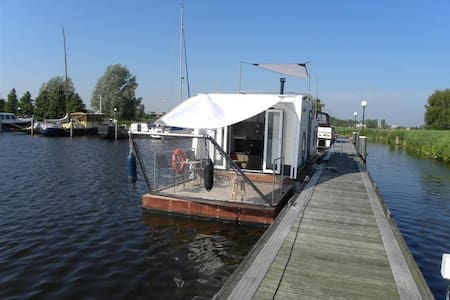 Aquacabin, Westeinderplas - Boat