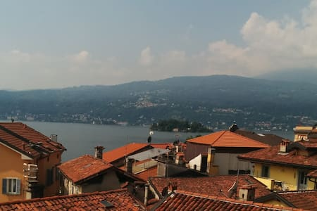 Amazing flat with lake view in Verbania Pallanza - Pallanza