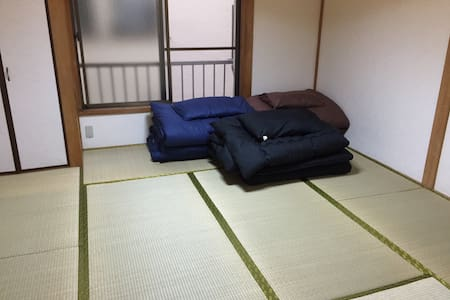 walk & train 17min shinjuku - 杉並区 - Casa