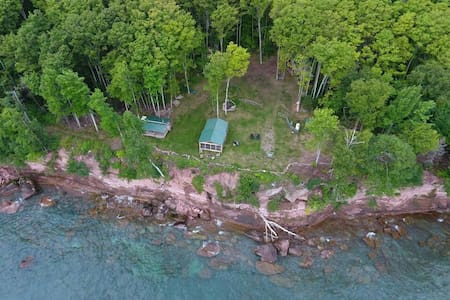 Love shack!Love Lot!Lake Superior!! - 小屋