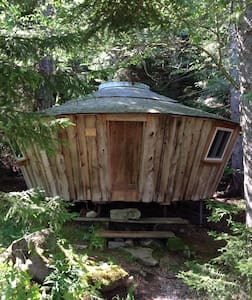 Rustic Yurt - Tagdumbash - Circleville - Rundzelt