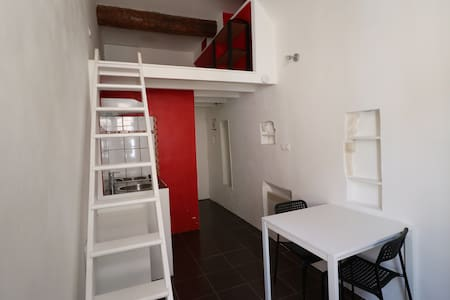 Aix en Provence historice center, lovely flat - Aix-en-Provence - Apartment