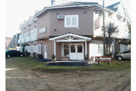 Kumen Apart de Playa - 320 metros del mar - San Bernardo - Apartotel