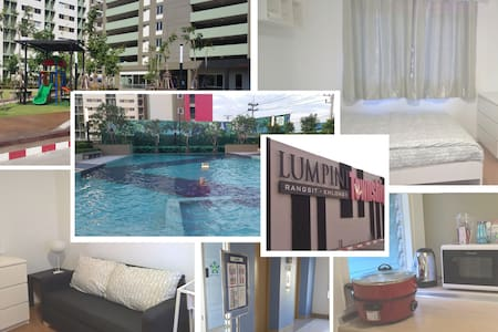 Appartment near Bangkok Don Muang - Rangsit - Apartment