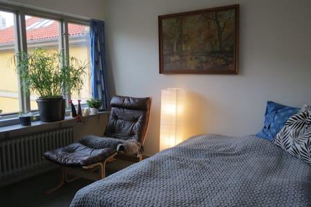 Hyggeligt værelse i Hillerød - Hillerød - Leilighet