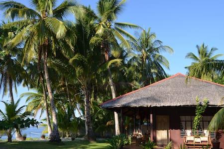 Siargao Island Beach Front Apartment 2 - General Luna - House