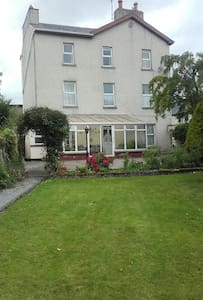Askeaton House, Askeaton,County Limerick  N69. - Askeaton - Haus