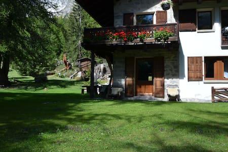 La casa nel bosco - Wohnung