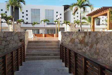 luxury loft with terrace and jacuzz - Playa del Carmen - Apartment