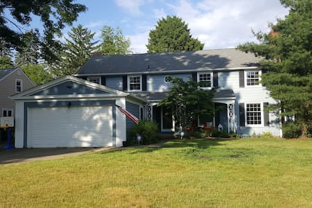 Great house outside of Cleveland for RENT for RNC! - Rocky River - Apartamento