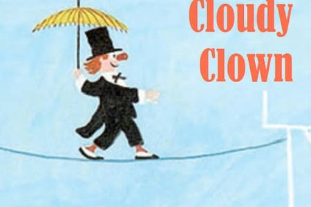 Cloudy Clown - Kopenhagen - Huis