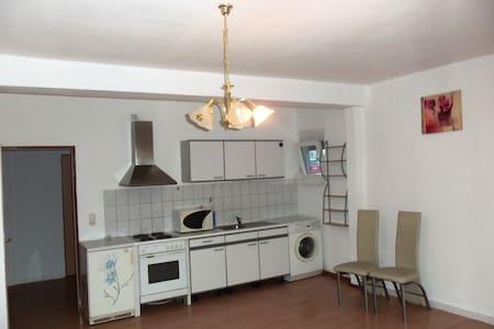 2ZKB Wohnung Siegen Weidenau Zentrum 50m2 UNI - Apartamento