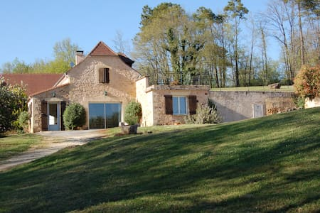 Peaceful and quiet house in Dordogne - Mauzens-et-Miremont - Talo