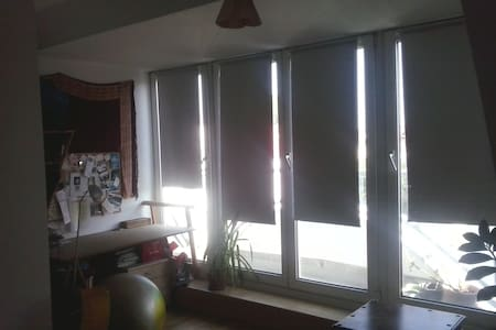 Nice, sunny room - great  connection to the city - Berlin - Wohnung
