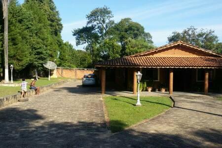 Uma linda casa de Campo