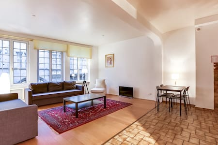 Spacious comfortable Apartment - Centre - Strasbourg
