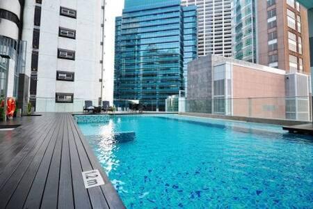 Spacious, Modern Singapore CBD Apartment - Singapore