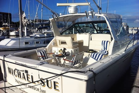 "Luxury Floating Condo on the Water - ""Michael Sue"" - New Bern - Boot"