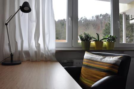 modernes Zimmer + Küche/Bad - Appartamento
