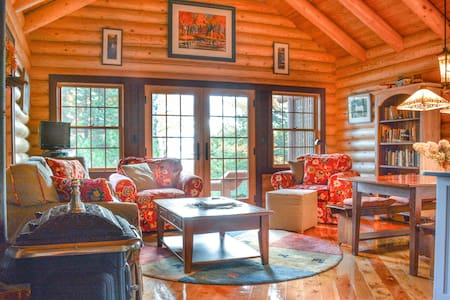 Shepherds Cabin On Moosehead lake - Greenville - Cabane
