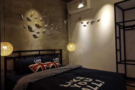 北海尚层建筑国际艺术海景酒店式公寓 - Apartment