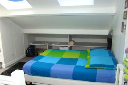 chambre spacieuse de 30 m2 - Asrama
