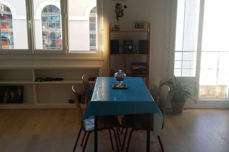 Appartement de 38m² a 10 metres de la gare - Grenoble - Apartment