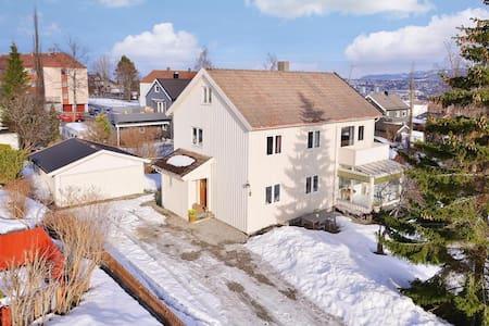Koselig, sentral og velutstyrt leilighet - Apartmen