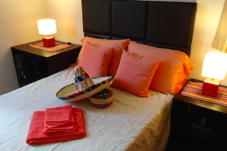 Cozy room in center of Cancun - Cancún - Condominium