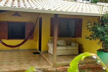 2 qtos,2 camas de casal Serra Cipó - Serra do Cipó, MG, Brasil - House