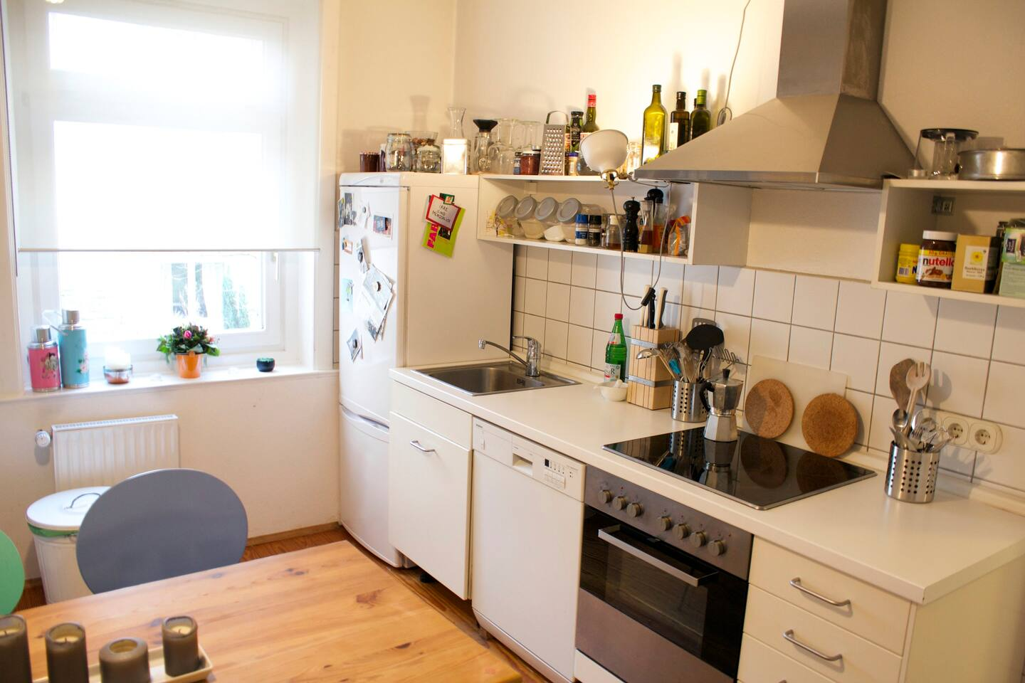 cozy&calm - full equipped - uke2go - appartements à louer à hambourg
