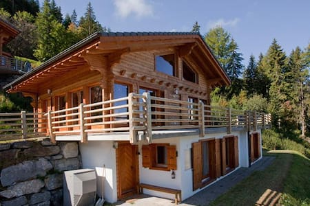 Chalet Martini - Stunning views - Chalet