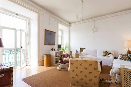 Double Room-Cais do Sodré - Lisboa - Apartamento